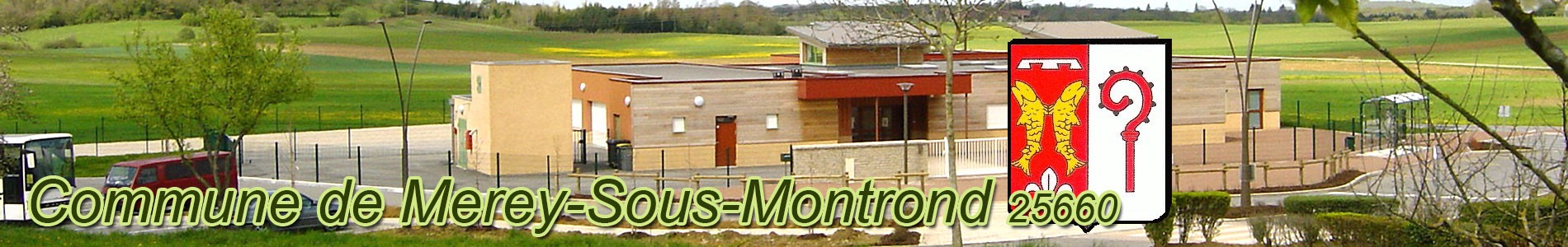 Merey-Sous-Montrond - 25660